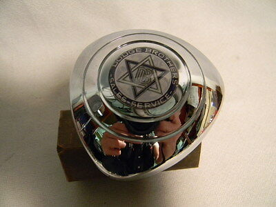 Dodge Steering Wheel Spinner Knob  Only Fits Newer Round Padded Wheels
