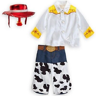 JESSIE~Infant~COSTUME + SHIRT+ HAT+PONYTAIL+PANT~Toy Story~NWT~Disney baby Store