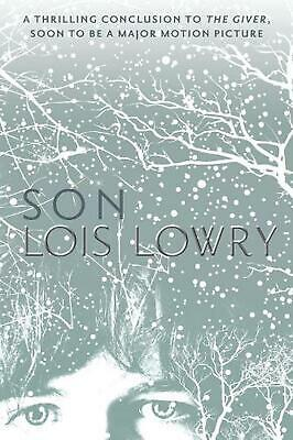 Son by Lois Lowry (English) Paperback Book Free Shipping!