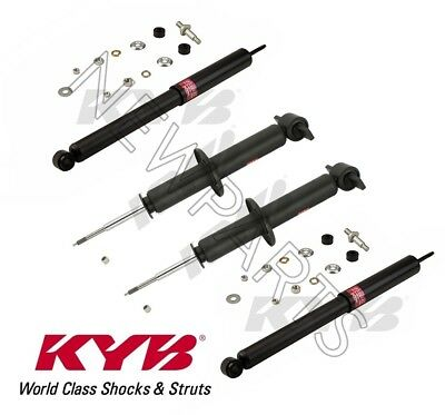 For Chevrolet Camaro 1993-2002 4 Shock Absorbers Suspension Kit KYB Excel-G
