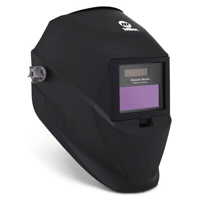 Miller Black Variable Shade Auto Darkening Welding Helmet 251292