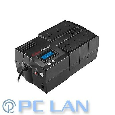 CyberPower BRIC-LCD 1000VA / 600W Line Interactive UPS BR1000ELCD