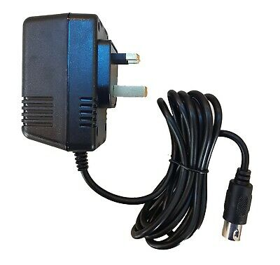 Rocktron Utopia G100 Power Supply Replacement Adapter Ac 9V 4 Pin Din