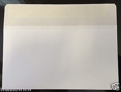 "100 x Peel & Self-Seal White Letter Mailing Envelopes Shipping 3-5/8"" x 6-1/2"""