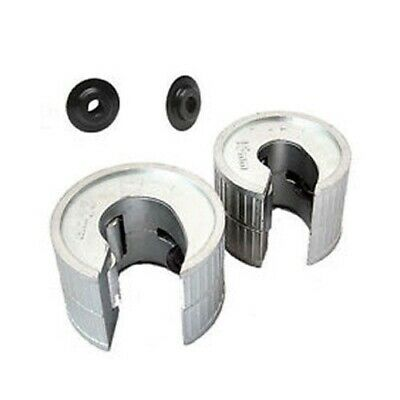 Plumbers 15Mm And 22M Copper Pipe Tube Cutters Slicers + Spare Blades