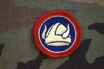 Authentic US Army 47th Infrantry Division Dress Color Military Patch