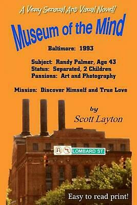 Museum of the Mind by Scott Layton Paperback Book (English)