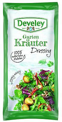 (100ml=1,33€) Develey Salatliebe - Kräuter Dressing - Salatdressing - 75 ml
