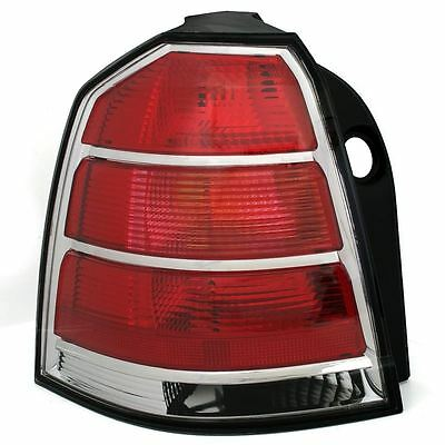 Vauxhall Zafira Mk2 7/2005-3/2008 Rear Tail Light Passenger Side N/s