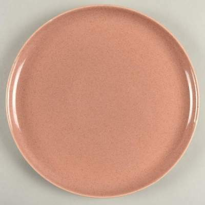 Steubenville AMERICAN MODERN CORAL Dinner Plate 692558