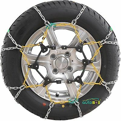 "Snow Chains 4Wd 4X4 16 17 18 20 22"" Wheels Autotecnica Ca480"