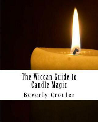 NEW The Wiccan Guide to Candle Magic by Roc Marten Paperback Book (English) Free