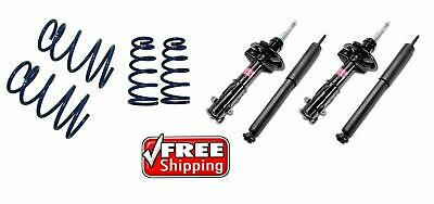 KYB Struts Shocks & Sport Lowering Springs Suspension for 02-06 Nissan Altima