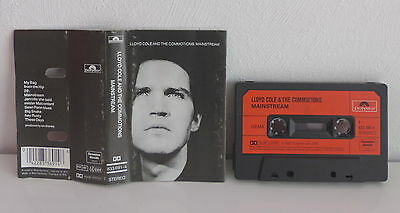 K7 LLOYD COLE AND THE COMMOTIONS Mainstream 833691 4