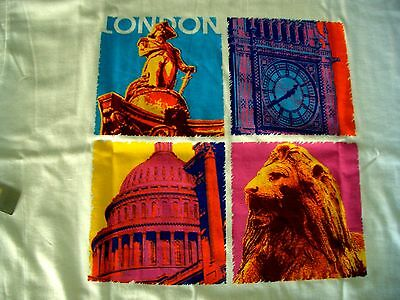 HRC Hard Rock Cafe London City Tee White Size L  NWT OVP