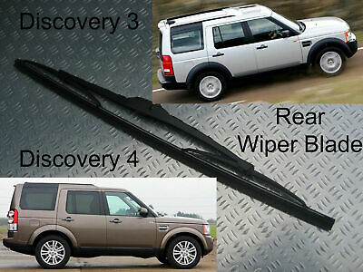 AERO FLAT Front Wiper Blades Land Rover Discovery 2 Td5 V8 1998 to 2004 RARE!