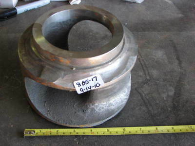 "New Davco ? Pump Impeller 73127 Hgm 33305 Lh 15/16"" Arb"