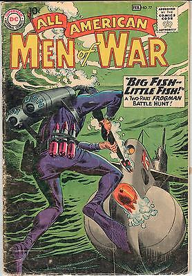 All American Men of War #077 January 1960 DC GD 2.0