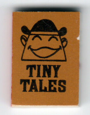 Mini-Books, Tiny Tales, Brown, Chp Products, 1965
