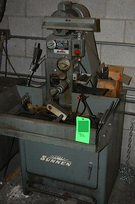 Sunnen MBB 1650 horizontal honing finish machine