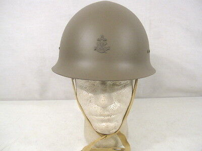 WWII Imperial Japanese Navy - SNLF Special Naval Landing Force Helmet - Repro