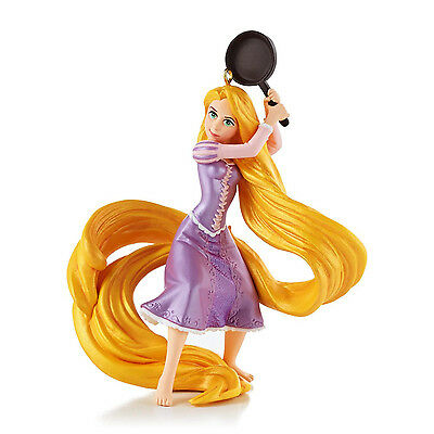 Hallmark Ornament 2013 Fierce With a Frying Pan - Disney's Tangled - #QXD6032