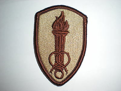 Us Army Soldier Support Institute Patch - Desert
