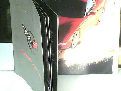 Tres Beau Catalogue Chevrolet Corvette 1997