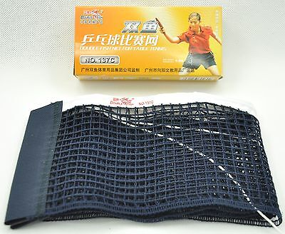 Double Fish Table Tennis Net - Heavy Duty Tournament Grade