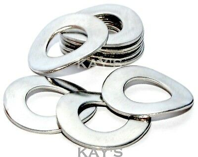Wavey Washers Crinkle Wave Metric M3,m4,m5,m6,m8,m10,m12 A2 Stainless Steel