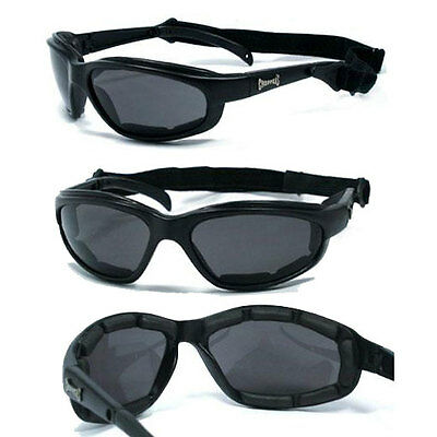 Choppers Motorcycle Padded Designer Sunglasses Goggles - SFM C18