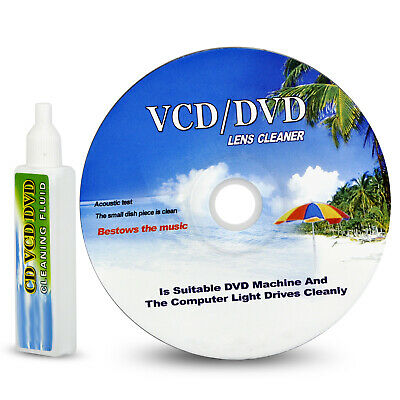 CD/DVD Player Lens Cleaner  - By TRIXES