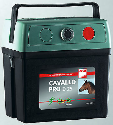 9 V 12 V Meadow Fence Unit Ako Cavallo Pro D 25 Power Supply Battery Charger