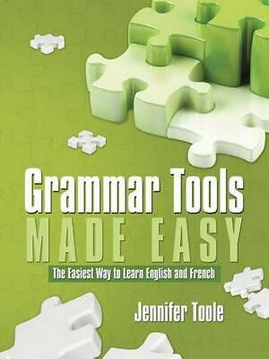 Grammar Tools Made Easy by Jennifer Toole (English) Paperback Book Free Shipping