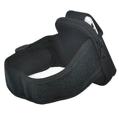 TRIXES Large Sports Running Arm band bag for Keys, Money or Case for Phone