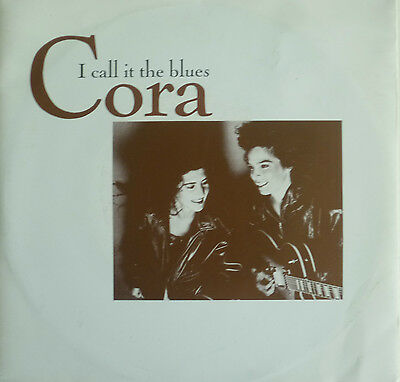 "7"" 1990 RARE IN MINT ! CORA : I Call It The Blues"