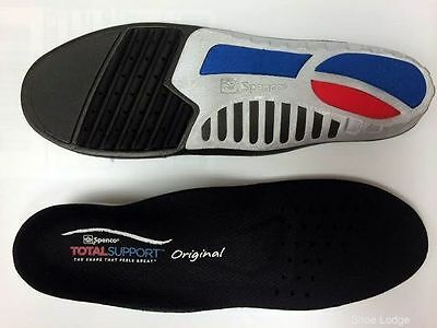 SPENCO Polysorb TOTAL SUPPORT Original Sport Insoles Athletic Running ALL SIZES
