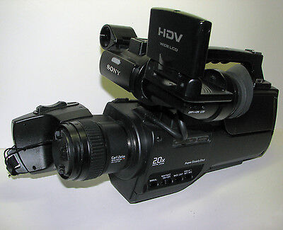 REPAIR Service Playback Tape System for Sony HVR-HD1000U