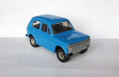 VINTAGE MADE IN BULGARIA by MIKRO RUSSIAN CCCP JEEP LADA NIVA DIECAST TOY CAR