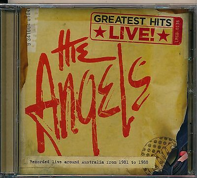 Greatest Hits Live - AngelsCD Brand New