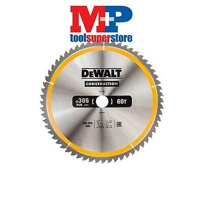 Dewalt Dt1960 Mitre Saw Blade 305Mm X 30Mm Bore 60 Tooth