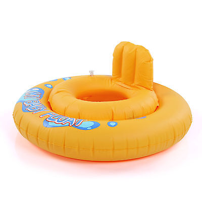 Baby Infant Inflatable Swimming Aid Trainer Seat Ring 0 1