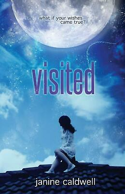 NEW Visited by Janine Caldwell Paperback Book (English) Free Shipping