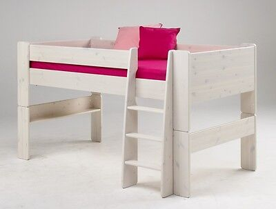 bett ausziehbar jugendbett kinderbett kiefer massiv jas 2. Black Bedroom Furniture Sets. Home Design Ideas