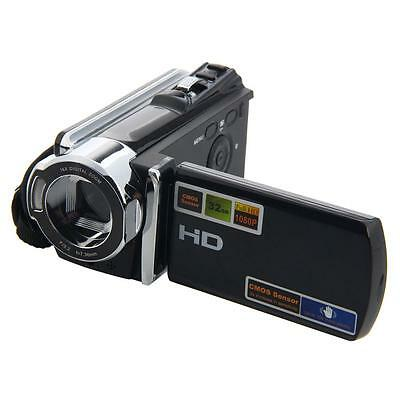 16X Digital Zoom 1080P Digital Camera DV Camcorder with HDMI Video Output Black