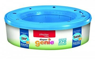 Playtex Diaper Genie Refill, 270 Count, Pack of 3, New, Free Shipping