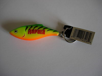 Rapala Rattlin Rapala  Fishing Lure Key Ring / Fob / Keychain All Colours