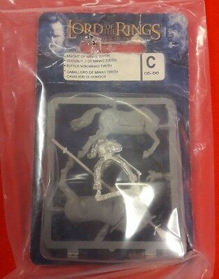▲ Lord Of The Rings Lotr Knight Of Minas Tirith New Blister Games Workshop