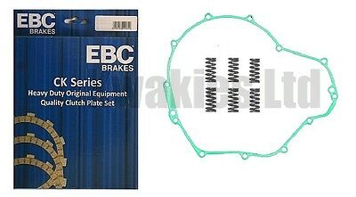 Kawasaki KLE650 Versys 2007-2014 EBC Clutch Plates, Springs & Cover Gasket