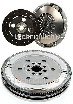 Dual Mass Flywheel Dmf And Complete Clutch Kit For Land Rover Range Rover 2.5 Td